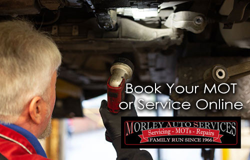 Save time and book your next car service online from Morley Auto Services - www.morleyautoservices.co.uk/book-your-mot-service #carservice #carMOT #localgarage #bookonline #surreymechanic