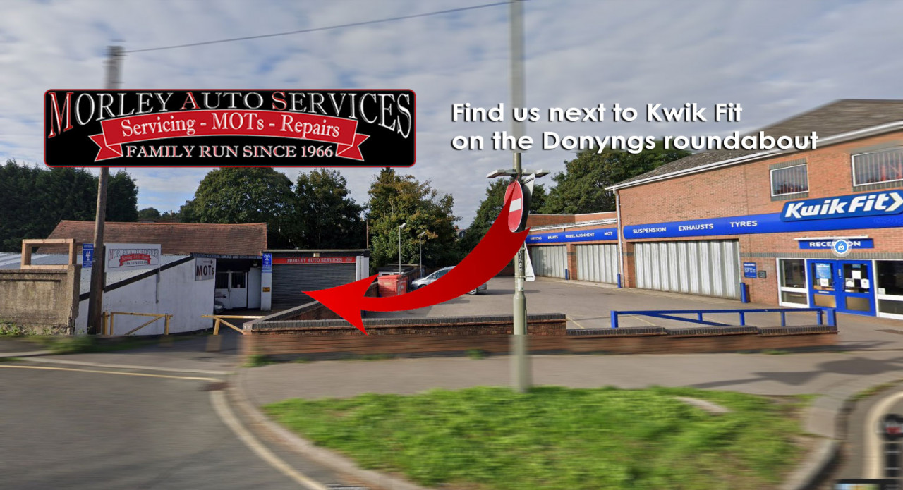 Book your MOT at your local Redhill garage. Morley Auto Services is just next to Kwik Fit on the Donyngs roundabout. #reigatemot #motnearme #carservicing #motgarage