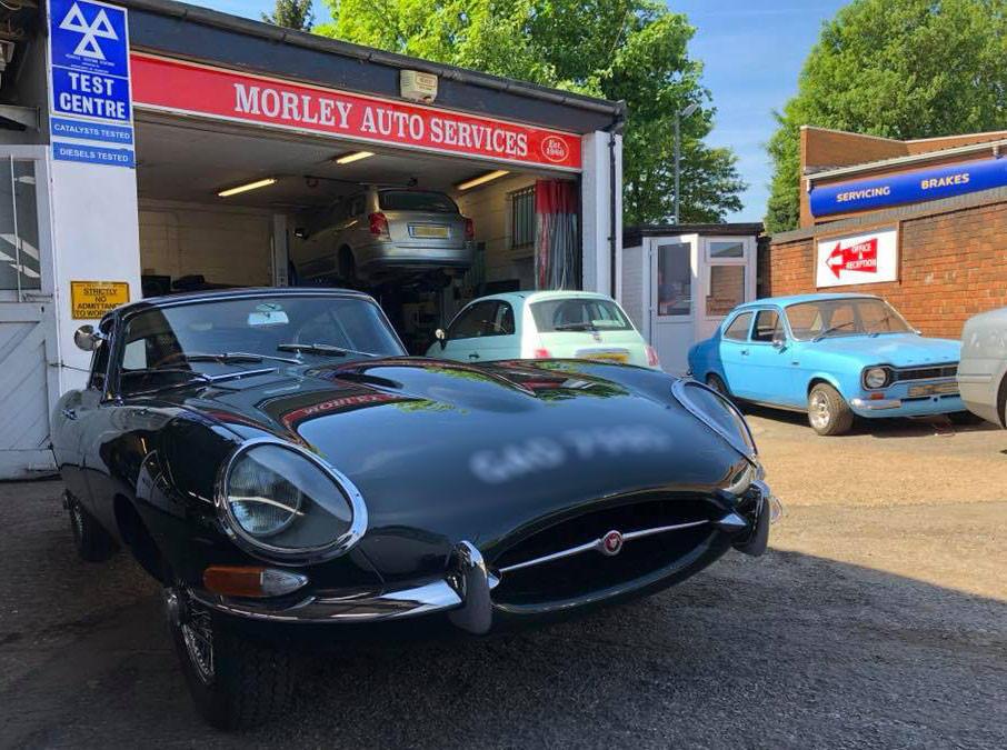 Our garage offers specialist work on classic cars in Redhill, Reigate & surrounding areas. Visit Morley Auto Services for more information #classiccar #cargarage #redhill #reigate #surrey